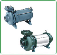 Horizontal Openwell Submersible Pumpset